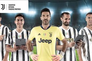 Juventus: Capex.com nuovo sponsor, accordo pluriennale