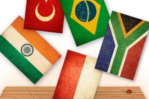L'inflazione mette paura ai mercati emergenti