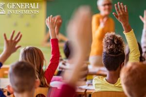 Una spinta al progresso: Sycomore Global Education Fund